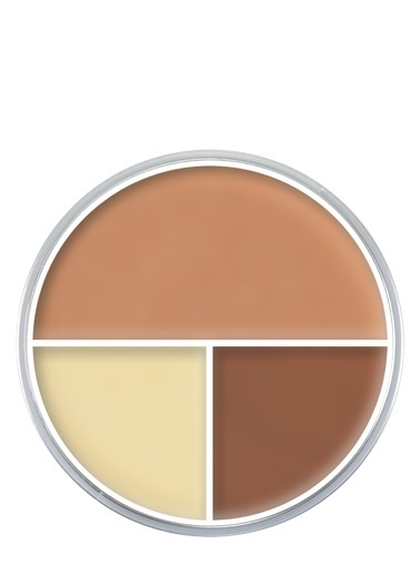 Kryolan Ultra Foundation Trio Ten